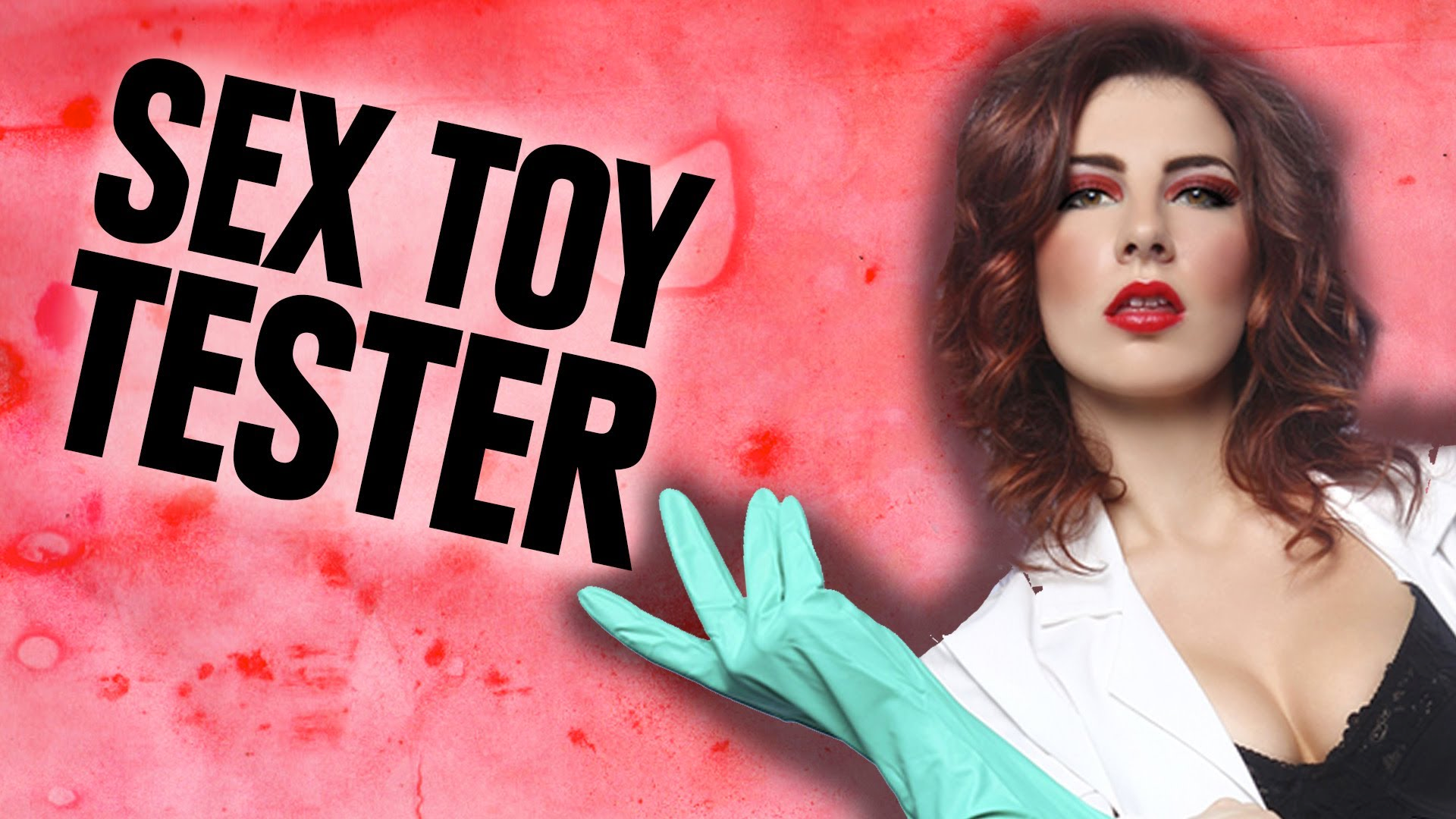 sex toy tester