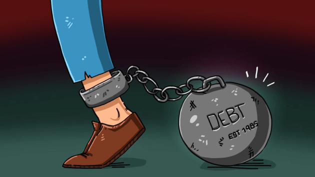 get-rid-of-debt-tips to start business