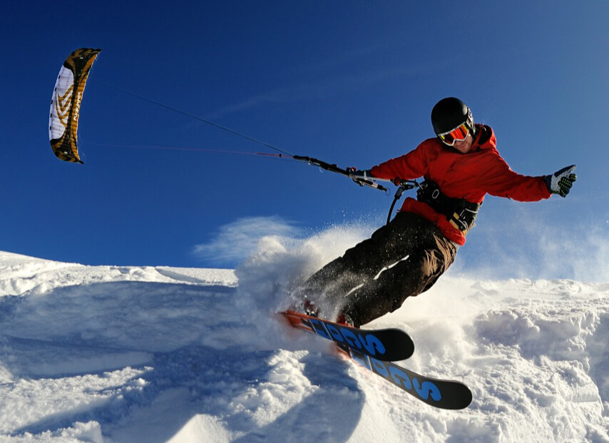 extreme-sports-for-men-snow-kiting-extreme sports for men