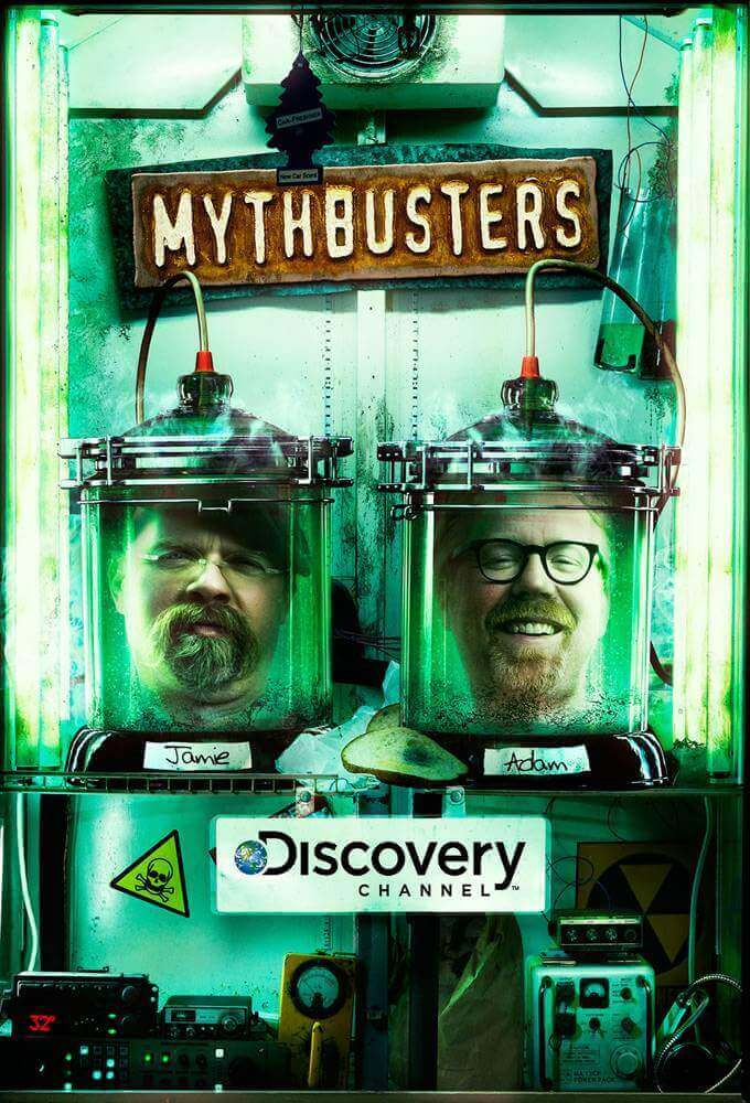 MythBusters-tv shows