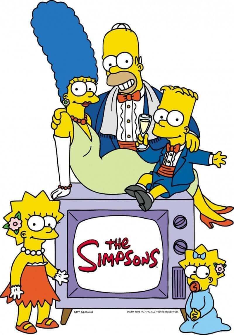 The-Simpson-tv shows