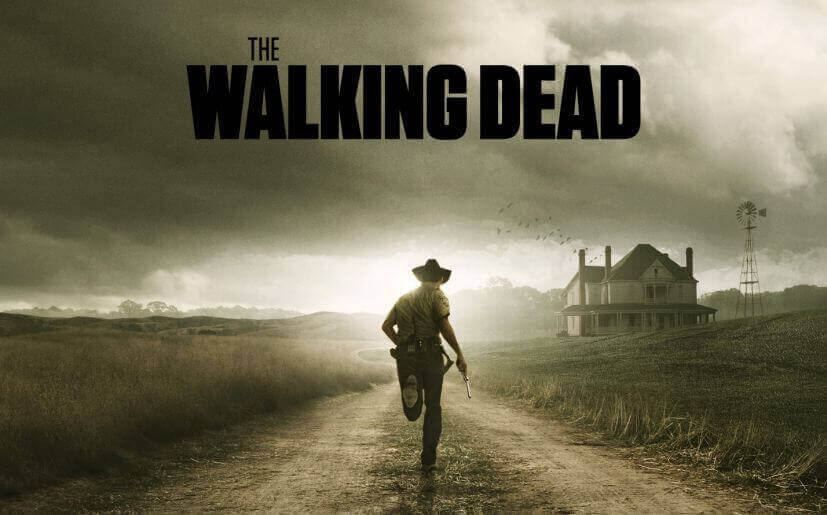 The-Walking-Dead-tv shows
