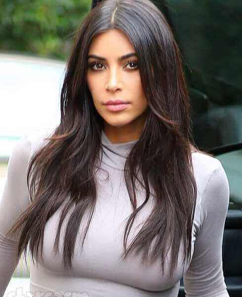 Kim-Kardashian-the kardashian family