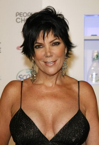 Kris-Jenner-the kardashian family