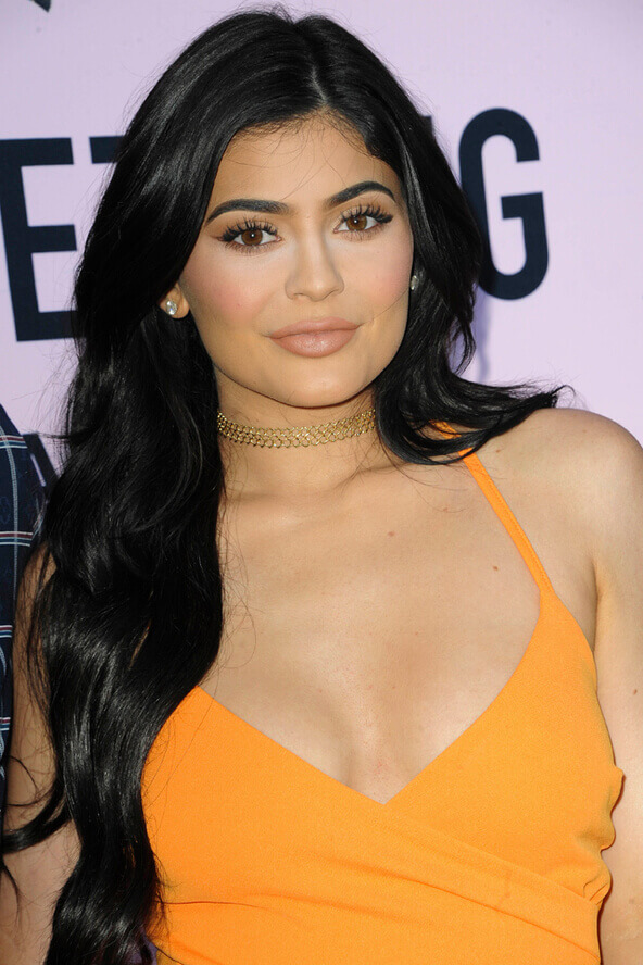 Kylie-Jenner-the kardashian family