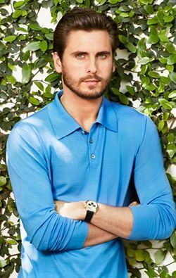 ScottDisick-the kardashian family