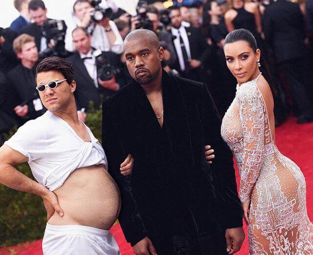 hilarious-photos-of-guy-photoshops-himself-into-celebrities-photos-funny photoshop pictures