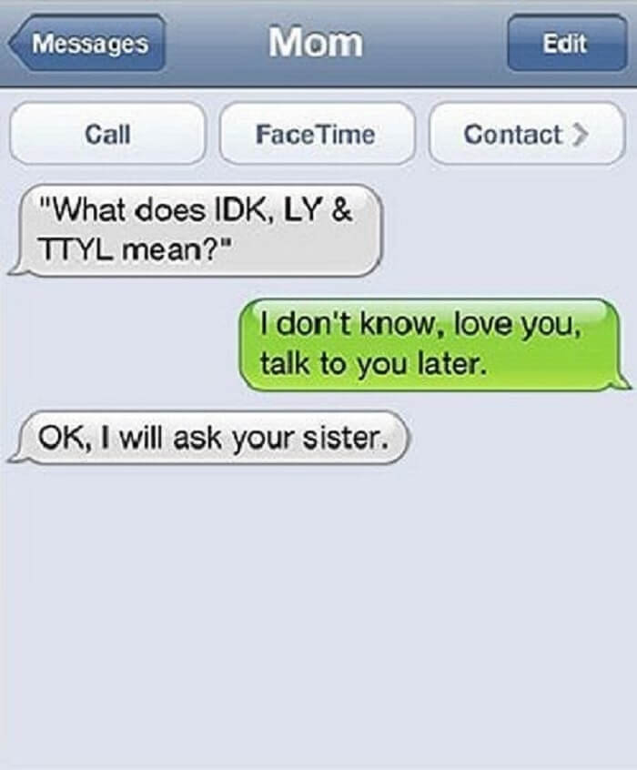 15-inappropriate accidental texts
