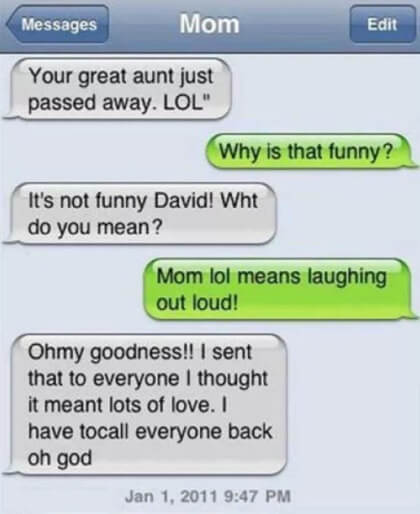 2-inappropriate accidental texts