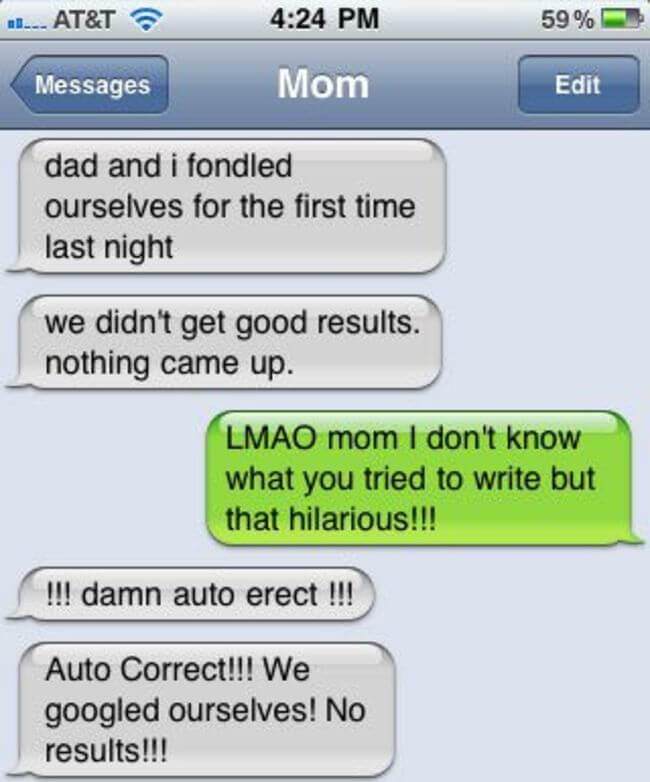 8-inappropriate accidental texts